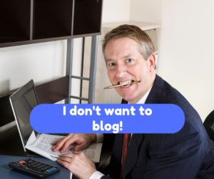 I don't want to blog! Use SEO Video